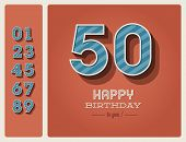 Birthday card editable