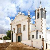 Português da igreja Igreja de São Martinho De Estoi Landmark, Algarve, Portugal