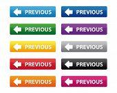Previous Buttons