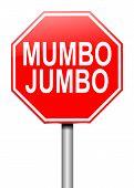 Mumbo Jumbo Concept.