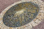 The Sun, A Part Of The Nicolaus Copernicus Staue
