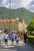 Old Touristic Historical Center, Brasov, Romania