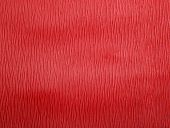 Striped leather texture in red color