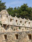 Rethymnon Fort Wall