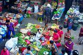 Balinese Food Market