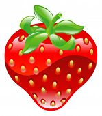 Shiny Strawberry Icon