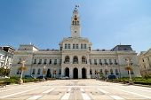 City hall Arad
