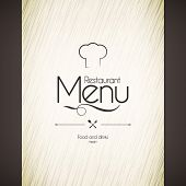 pic of diners  - Restaurant menu design - JPG