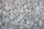 Sea Stones Background Texture