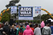 AIDS Walk SF 2013
