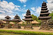 royal temple Taman Ayun, Mengwi, Bali, Indonesia