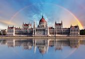 stock photo of hungarian  - Budapest  - JPG