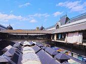 Bolhao Market In Porto