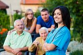 Welcoming Nursing Home Carer