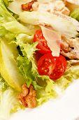 foto of caesar salad  - Caesar Salad - JPG
