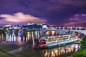 stock photo of knoxville tennessee  - Chattanooga - JPG