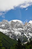 julian alps in Slovenia