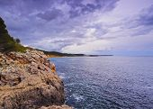 picture of tomas  - Southern Coastline between Sant Tomas and Cala Galdana on Menorca Balearic Islands Spain - JPG