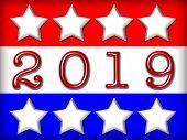 2019 Vote Poster