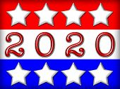 2020 Vote Poster