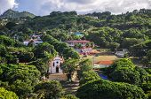 Vila Dos Remedios, Fernando De Noronha, Pernambuco (brazil)