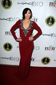 LOS ANGELES - FEB 15:  Bridget Kelly at the Annual Make-Up Artists And Hair Stylists Guild Awards at