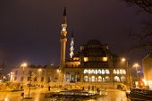 Eminonu New Mosque