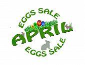 Eggs sale