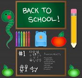 Back to School Vector Kit