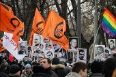Posters In Support Of Political Prisoners