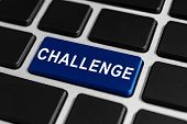 Challenge Button On Keyboard