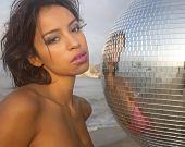 picture of bombshell  - beautiful sexy latin bomb - JPG
