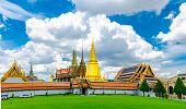 Wat Phra Kaew,landmark In Thailand