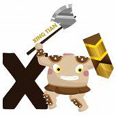 X For Xing Tian