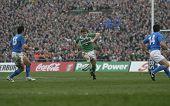 Ireland Vs Italy Rugby