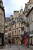 Old Town of Dijon, France