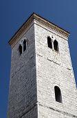 Leaning Tower In Rijeka,croatia