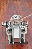 Bow Anchor Winch