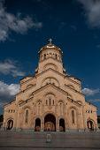 Trinity Church In Tbilisi