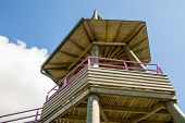 Wooden Observation Point