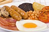 image of grub  - Full English Breakfast  - JPG