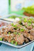 pic of kimchi  - Bulgogi  - JPG