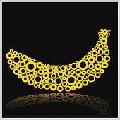 Banana Made ??from Circles