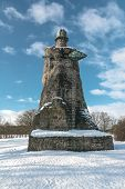 Warrior monument - Zizka's memorial monument