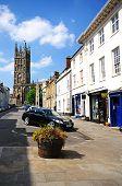 St Marys Church, Warwick.