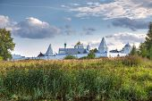 Intercession (pokrovsky) Monastery In Suzdal. Russia