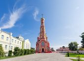 Russia. Tambov. Cathedral Of The Ascension In Ascension Monastery