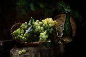 Vodka And Grapes