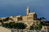 Lourdes Church, Gozo, Malta