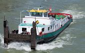 Fogel Gryff Towboat on the Rhine River
